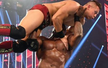 Bobby Lashley's Big Moment On RAW Wins Big For WWE
