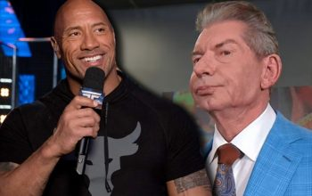 The Rock Says Vince McMahon Was A Father Figure For Him