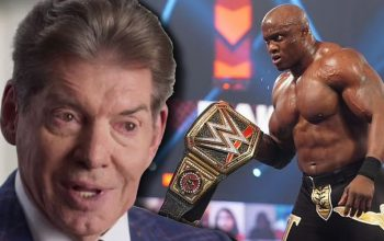 Bobby Lashley Reveals Vince McMahon's Reaction To WWE Title Win