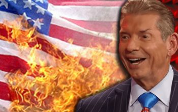 WWE Planned To Burn American Flag On Pay-Per-View
