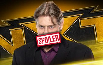 Spoiler On William Regal's Big Surprise News On WWE NXT