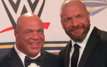 Triple H Asked Kurt Angle To Train WWE NXT Superstars