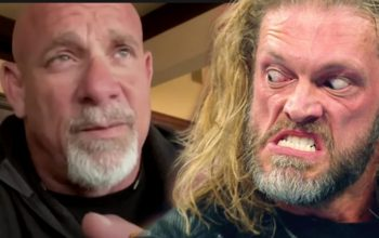 Goldberg Makes Fun of Edge's Size & Says He's One of WWE's 'Littler Guys'