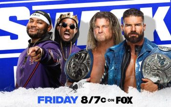 WWE SmackDown Results for April 16, 2021