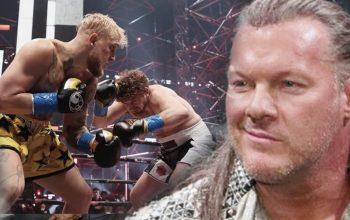 Chris Jericho Congratulates Jake Paul For His 'Fake Win'