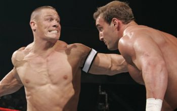 Chris Masters Thinks John Cena Turned Down Angle With Him