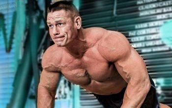 John Cena Looks Insanely Jacked On 44th Birthday