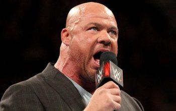 Kurt Angle Claims He Was The Original Choice To Become WWE Undisputed Champion