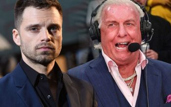 Sebastian Stan Down To Portray Ric Flair In Wrestling Biopic