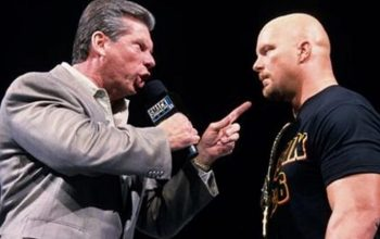 Vince McMahon Initially Thought 'Stone Cold' Steve Austin Was A Waste Of His Time