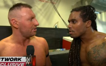 T-Bar & Mace Brag About Their Win Over Drew McIntyre & Braun Strowman On WWE RAW