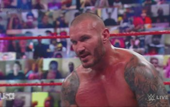 Randy Orton Says Matt Riddle Needs A Whooping After Loss on WWE RAW This Week