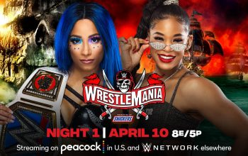 WWE WrestleMania 37 Night 1 Results For April 10, 2021