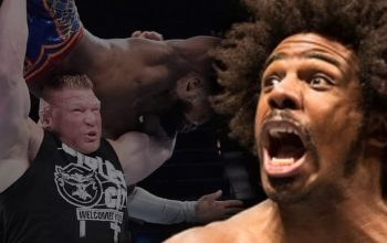 Xavier Woods Claims He Burned Brock Lesnar T-Shirt After  Kofi Kingston Squash Match
