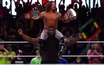 New RAW Tag Team Champions Crowned At WrestleMania