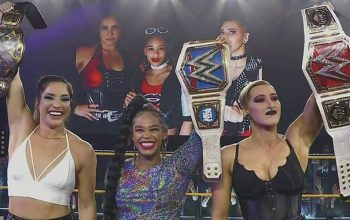 Bianca Belair Reacts To Incredible Moment On WWE NXT This Week