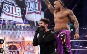 How Bad Bunny Learned 'Bunny Destroyer' Move For WrestleMania