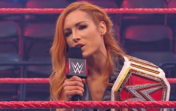Becky Lynch Drops Tease For WWE WrestleMania Night Two Return