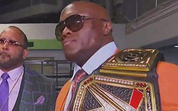 Bobby Lashley's WWE WrestleMania Backlash Opponent Determined On RAW