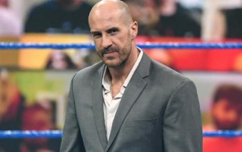Ex WWE Referee Points Out Big Hole In Cesaro's Game
