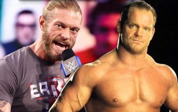 Edge Reveals Dropped WWE Storyline With Chris Benoit