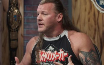 Chris Jericho Openly Discusses AEW During Broken Skull Sessions