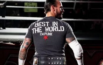 CM Punk Says The Pro Wrestling World Doesn't Necessarily Need Him