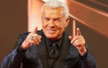 Eric Bischoff Says It's Impossible To Thank Everyone After WWE Hall Of Fame Induction