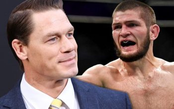 Khabib's Manager Says He Will Smash John Cena's Face In WWE