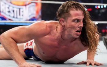 Why WWE Took U.S. Title Off Matt Riddle At WrestleMania