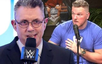 Michael Cole Says He Will Carry Pat McAfee On WWE SmackDown Commentary
