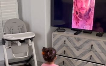 The Rock Gets Jason Momoa to Help with Daughter's Birthday Surprise