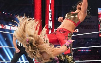Natalya Shows Off Nasty Injury After WrestleMania
