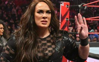 Nia Jax Has Twitter Meltdown & Calls Herself 'The Black Sheep' Of Her Family