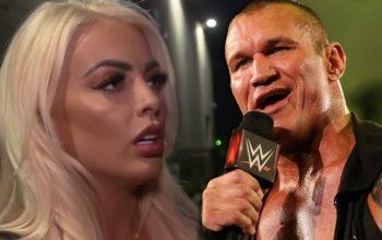 Mandy Rose Annoyed By Randy Orton Mocking Her WrestleMania Botch