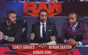 Who 'Spearheaded' Change To WWE RAW Announce Team