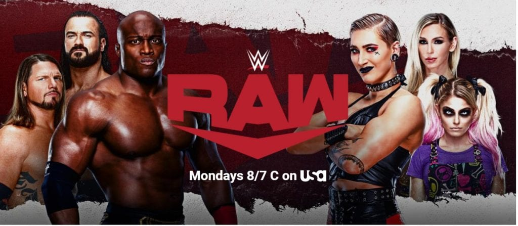 New WWE Raw And Smackdown Banners Indicate Top Superstars 1