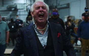 Ric Flair Officiates Slap Fight On Triller Fight Club