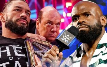 Apollo Crews On Getting Support From Roman Reigns & Paul Heyman
