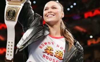 Ronda Rousey Reveals When She Will Return To WWE