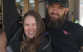 Ronda Rousey Announces She Is Pregnant
