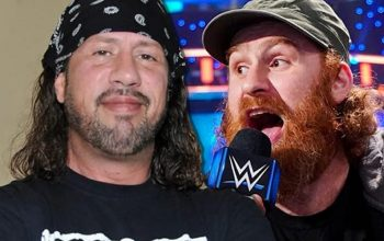Sean Waltman Down For Match With Sami Zayn At WWE SummerSlam