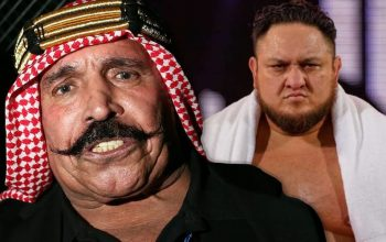 Iron Sheik Lashes Out After WWE Releases