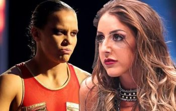 Britt Baker Reacts To Shayna Baszler's Gimmick Infringement