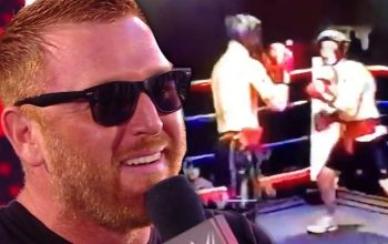 Heath Slater Reveals Old Video Of Him Boxing To Hype Swoggle's Upcoming Fight