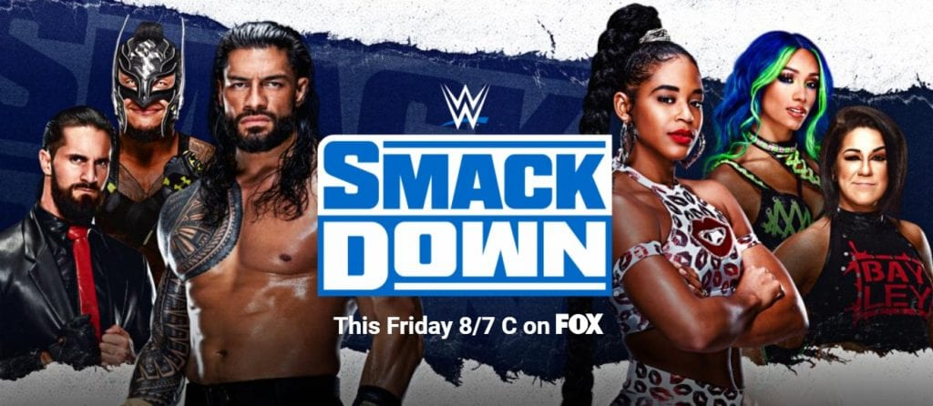 New WWE Raw And Smackdown Banners Indicate Top Superstars 2