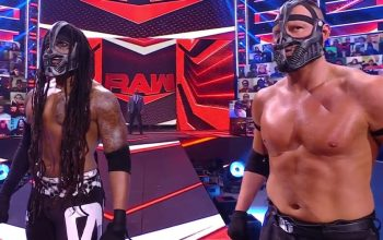 T-Bar & Mace Seemingly Join Hurt Business On WWE RAW After WrestleMania