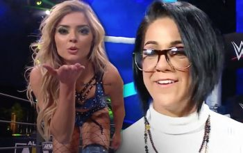 Bayley Says She Is Proud Of Tay Conti While Remembering Her WWE Tryout