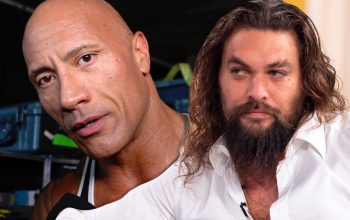 The Rock Threatens To Hand Jason Momoa's Aquaman A Whooping