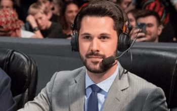 Tom Phillips New WWE Role Revealed After Leaving RAW
